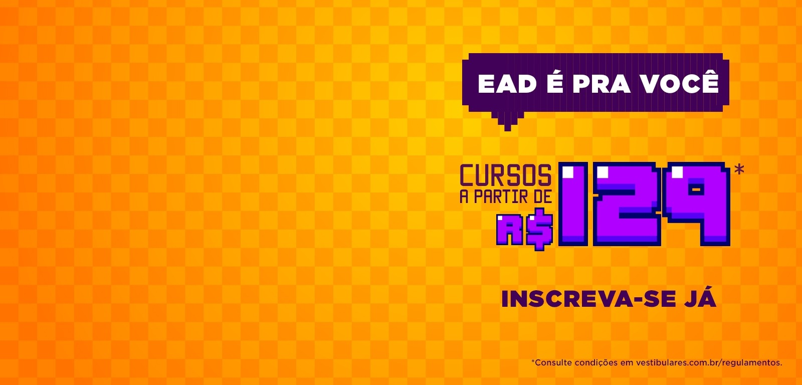 EAD é para você